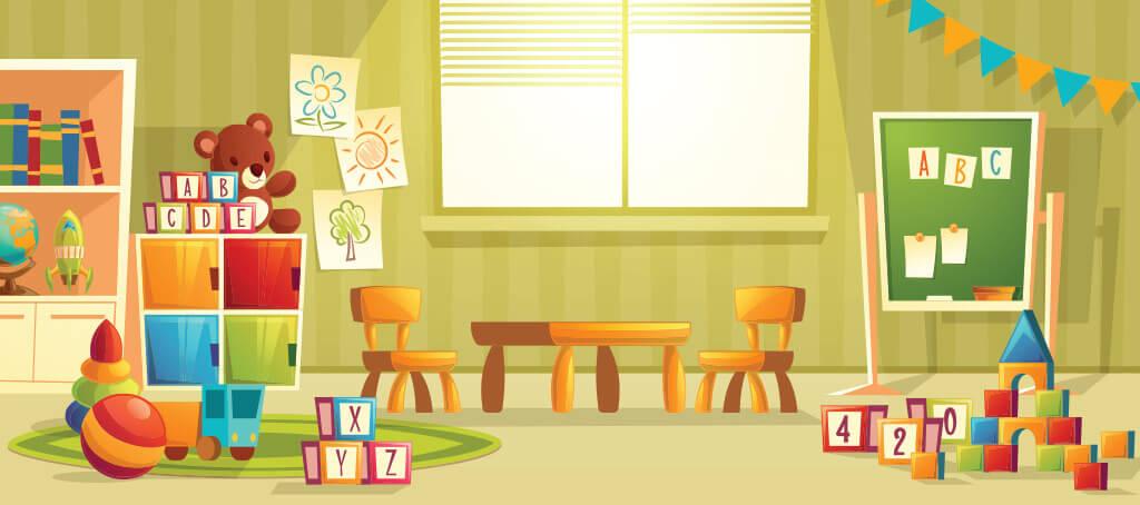 детский сад в Мытищах