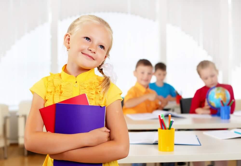 Ребенок в новой школе