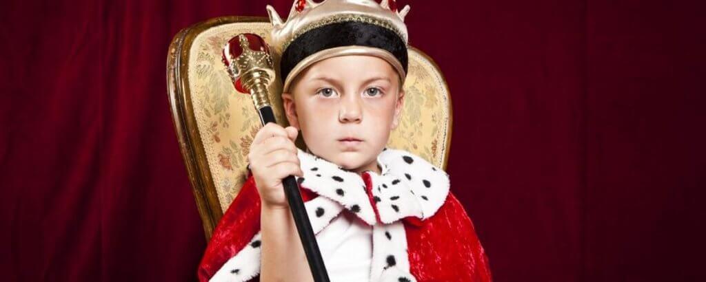 Что такое детский эгоизм
